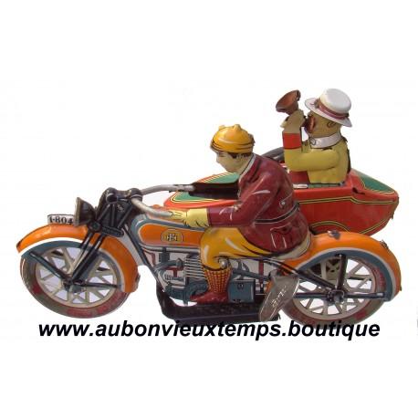 Mecanique Side Car