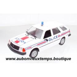 NOREV  1/43  RENAULT 18 BREAK  POLICE