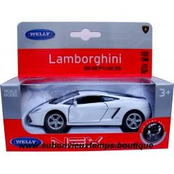 WELLY  NEX MODELS  1/43  LAMBORGHINI GALLARDO LP 560.4