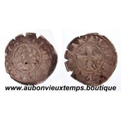 DOUBLE TOURNOIS 1295 - 1303 PHILIPPE IV LE BEL