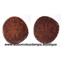 DOUZAIN  1579  HENRI  III  1er Type
