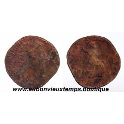 SESTERCE  ANTONIN LE PIEUX  138 - 161 Ap J.C.