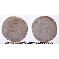 6 SOLS  1621  ALBERT et ELIZABETH -TOURNAI  BRABANT