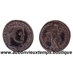 FOLLIS MAXIMIEN HERCULE 300 - 303 Ap J.C. TICINUM
