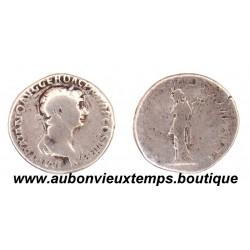 DENIER ARGENT TRAJAN 109 Ap J.C. ROME