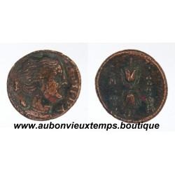 HEMILITRON  AGATHOKLES  295 - 289 Av  J.C.   SYRACUSE - SICILE