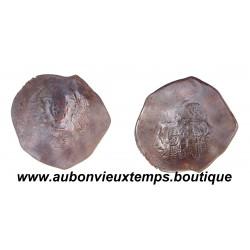 ASPRON-TRACHY ALEXIS III ANGE-COMNÈNE 1195 – 1203 Ap J.C. CONSTANTINOPLE