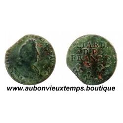 LIARD  LOUIS XIV  1697 X   AMIENS