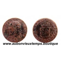 ½ SOL dit à l'ECU  LOUIS XVI  1787  AA  METZ
