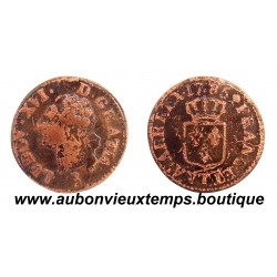 LIARD  dit à l'ECU  LOUIS XVI  1785 T  NANTES