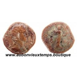 SESTERCE  JULIA MAMEE  224     Ap J.C.  ROME