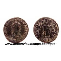 MAIORINA-PECUNIA ARCADIUS 383 – 388 Ap J.C. CONSTANTINOPLE
