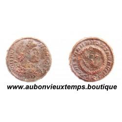 CENTENIONALIS  CRISPUS  320 – 321  Ap J.C.  AQUILEE