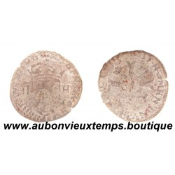 DOUZAIN aux 2 H HENRI IV 1595