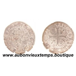 DOUZAIN  aux 2 H  HENRI IV  159-  LIMOGES
