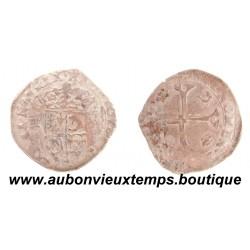 DOUZAIN  aux 2 H  HENRI IV  159-  DAUPHINE