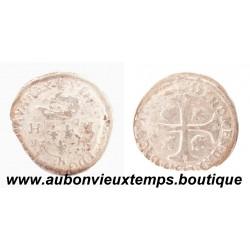 DOUZAIN  aux 2 H  HENRI IV  1595  BORDEAUX