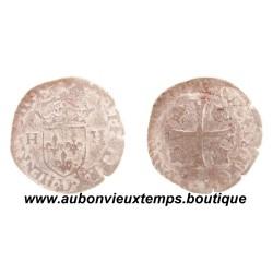 DOUZAIN  aux 2 H  HENRI III  1578   LYON