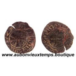 BAQUETTE BILLON  GASTON FEBUS  ND ( 1479-1483 )  MORLAAS – BEARN