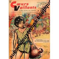 HEBDOMADAIRE COEURS VAILLANTS N° 51 22.12.1957