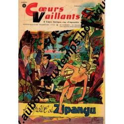 HEBDOMADAIRE COEURS VAILLANTS N° 1 4.01.1959