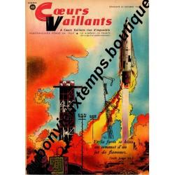 HEBDOMADAIRE COEURS VAILLANTS N° 43 25.10.1959