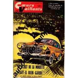 HEBDOMADAIRE COEURS VAILLANTS N° 50 15.12.1960