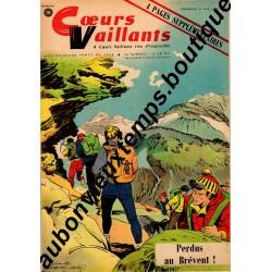 HEBDOMADAIRE COEURS VAILLANTS N° 18 1.05.1960