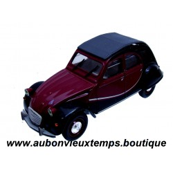 NOREV  1/43  CITROEN 2 CV 6  CHARLESTON