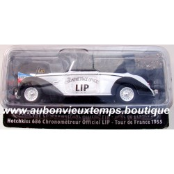 NOREV 1/43 HOTCHKISS 686 - TOUR de FRANCE 1955
