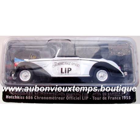 NOREV 1/43 HOTCHKISS 686 - TOUR de FRANCE 1955