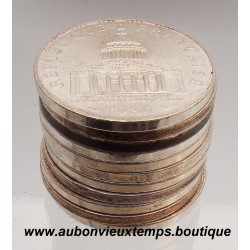 LOT MONNAIES ARGENT 100 FRANCS  PANTHEON