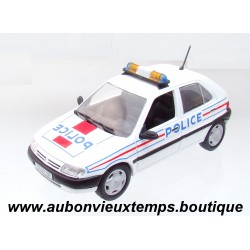 NOREV 1/43 CITROEN SAXO - POLICE