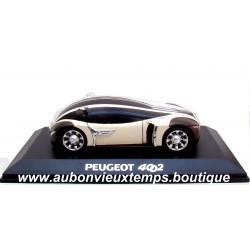 NOREV  1/43  PEUGEOT 4002  CONCEPT CAR