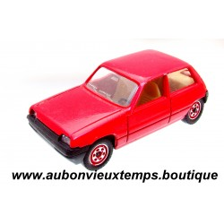 SOLIDO 1/43  RENAULT SUPER 5