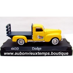 SOLIDO  1/43  DODGE PICK-UP PLATEAU SUNLIGHT N° 4430