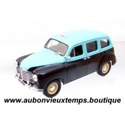 IXO  1/43  RENAULT COLORALE TAXI  1951 - LISBONNE