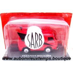 IXO  1/43  PEUGEOT D4A SARB - TOUR DE FRANCE
