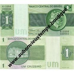 1 CRUZEIRO ND ( 1980 ) - BRESIL