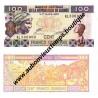 100 FRANCS 1998 - REP. GUINEE