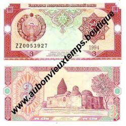 3 SUM 1994 - OUZBEKISTAN
