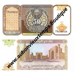 50 SUM 1994 - OUZBEKISTAN