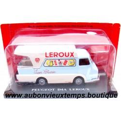 IXO  1/43  PEUGEOT D4A LEROUX  - TOUR DE FRANCE