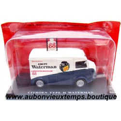 IXO  1/43  CITROEN H WATERMAN  - TOUR DE FRANCE