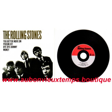 CD ( 45T ) ABKCO - 2004  THE ROLLING STONES - THE ROLLING STONES