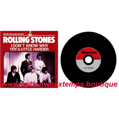 CD ( 45T ) ABKCO - 2005  THE ROLLING STONES - NEVER RELEASED BEFORE