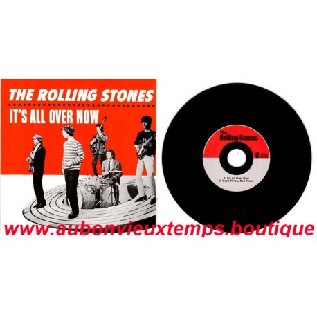 CD ( 45T ) ABKCO - 2004  THE ROLLING STONES - IT'S ALL OVER NOW
