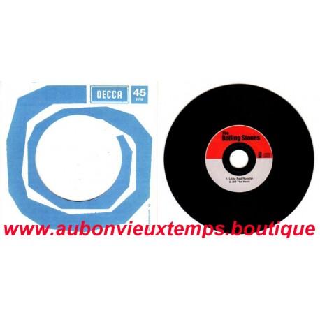 CD ( 45T ) ABKCO - 2005  THE ROLLING STONES - DECCA 45 RPM