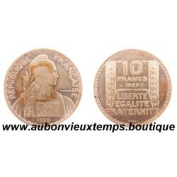 ESSAI 10 FRANCS CUPRO NICKEL 1929/1939 TURIN