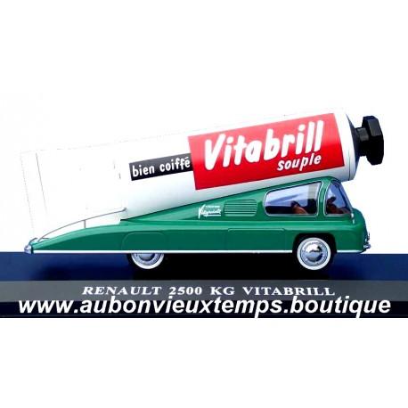 IXO 1/43 RENAULT 2500 KG VITABRILL - TOUR DE FRANCE
